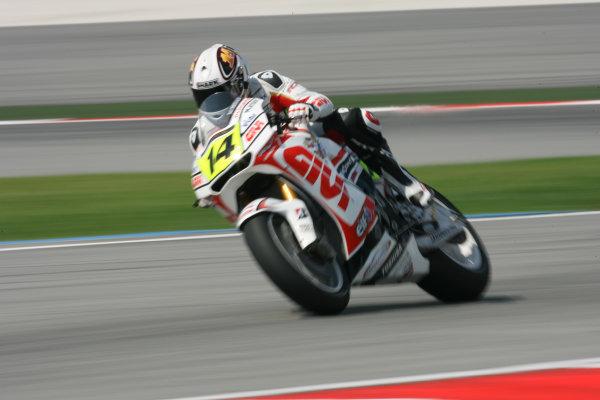 Randy de Puniet LCR Honda