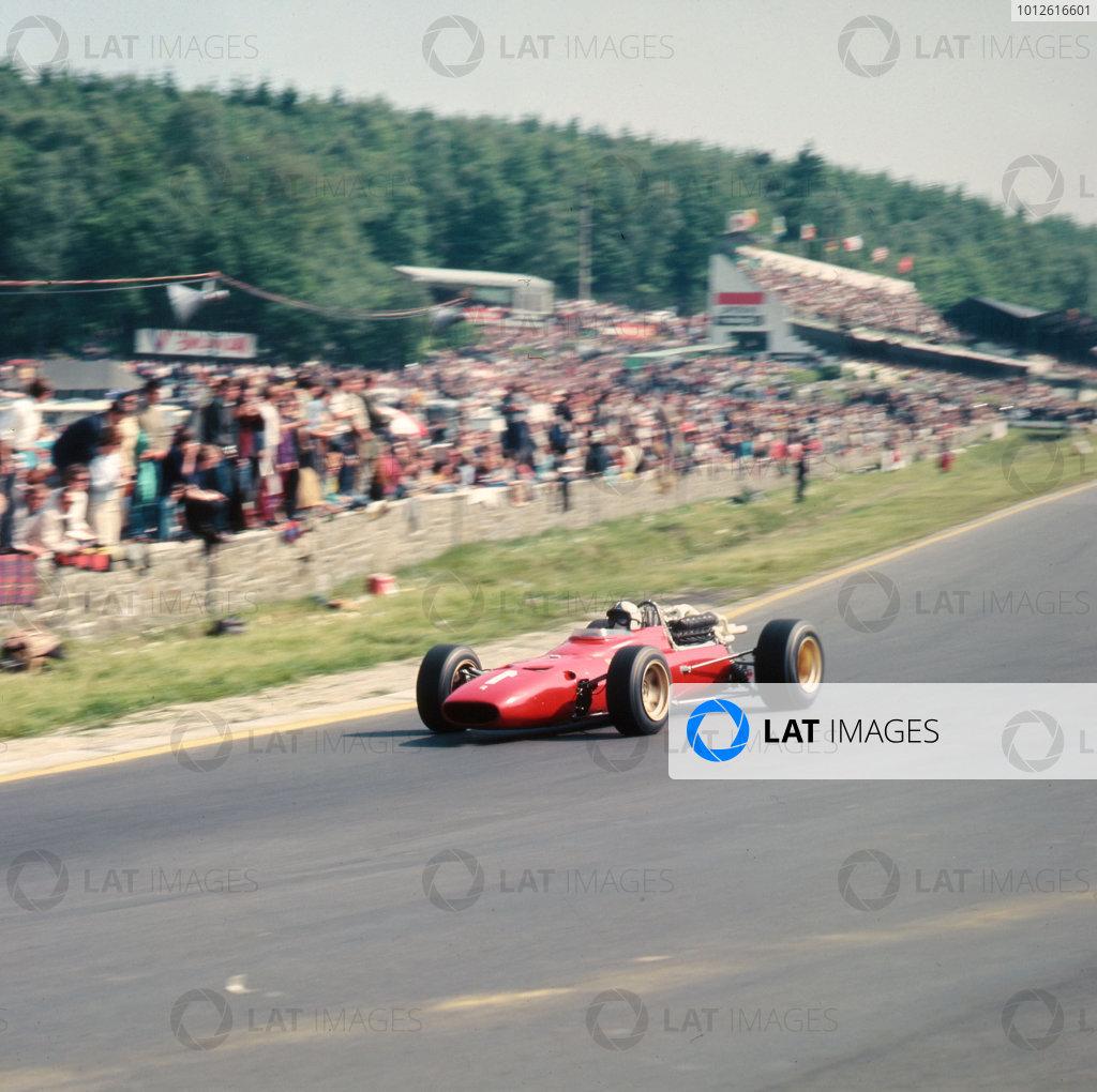 1967 Belgian Grand Prix.
