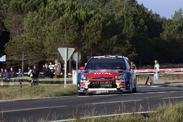 Round 11 Rally Catalunya 01-04 October 2009Dani Sordo,, Citroen, ActionWorldwide Copyright: McKlein/LAT