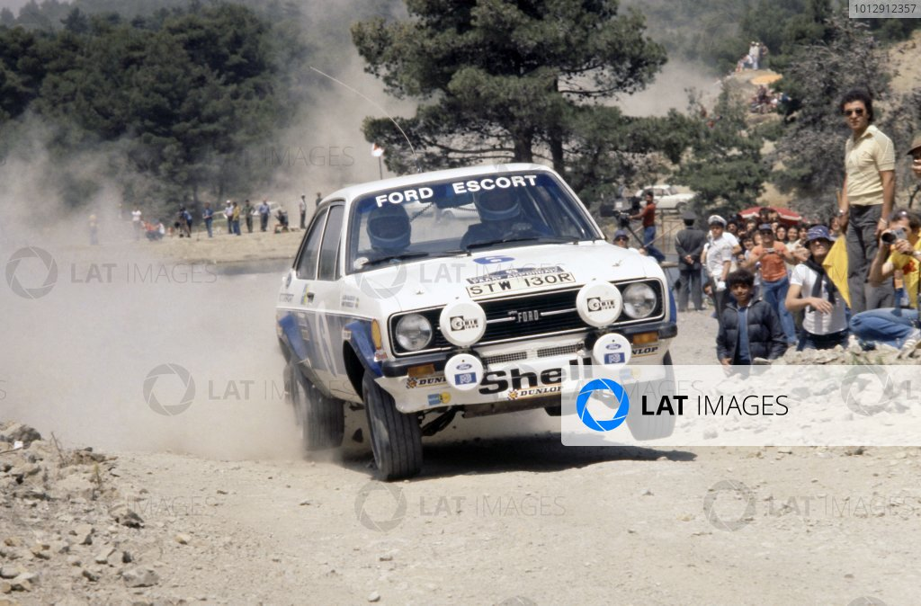 1977 World Rally Championship.