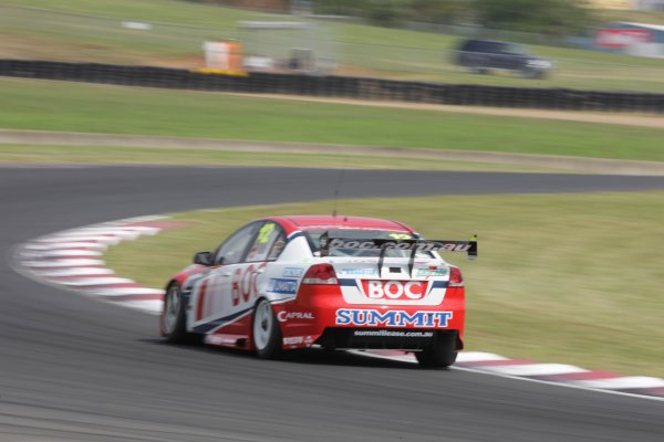 Andrew Jones of Brad Jones Racing during the Eastern Creek Round, Round 02 of the Australian V8 Supercar Championship Series at the Eastern Creek Circuit, Sydney, New South Wales, March 07, 2008.