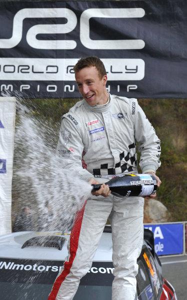 Round 12-Rally Spain. 20th-23th October 2011.Kris Meeke, Mini WRC, Portrait.Worldwide Copyright: McKlein/LAT