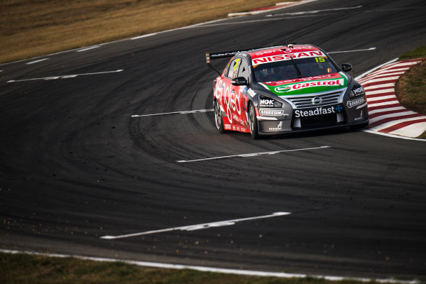 2017 Supercars Championship Round 2.  Tasmania SuperSprint, Simmons Plains Raceway, Tasmania, Australia. Friday April 7th to Sunday April 9th 2017. Rick Kelly drives the #15 Sengled Racing Nissan Altima. World Copyright: Daniel Kalisz/LAT Images Ref: Digital Image 070417_VASCR2_DKIMG_1518.JPG