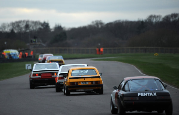 2017 75th Members Meeting Goodwood Estate, West Sussex,England 18th - 19th March 2017 Gerry Marshall Trophy World Copyright : Jeff Bloxham/LAT Images Ref : Digital Image