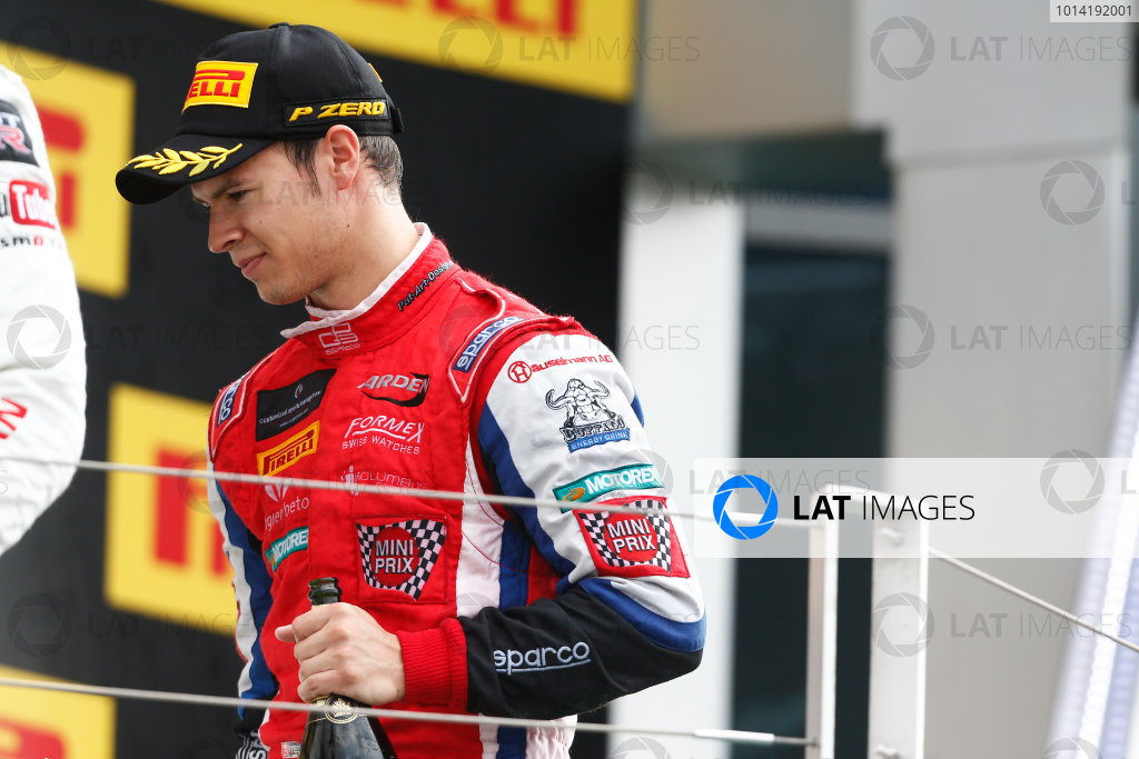 2014 GP3 Series Round 5. Hungaroring, Budapest, Hungary. Sunday 27 July 2014. Patric Niederhauser (SUI, Arden International)  Photo: Sam Bloxham/GP3 Series Media Service. ref: Digital Image _SBL8812
