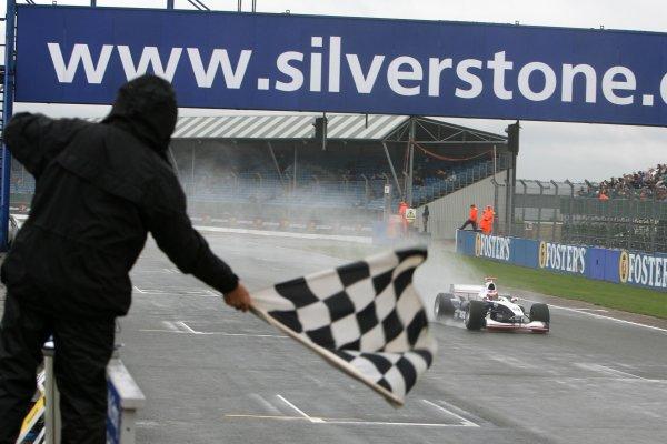 2006 F3000 ChampionshipSilverstone, England.13th August 2006V PetrovWorld Copyright - Ebrey/LAT Photographic