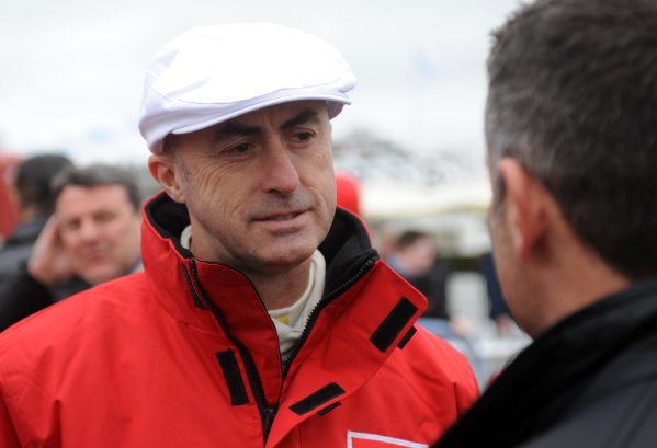 2017 75th Members Meeting Goodwood Estate, West Sussex,England 18th - 19th March 2017 Atmosphere David Brabham World Copyright : Jeff Bloxham/LAT Images Ref : Digital Image