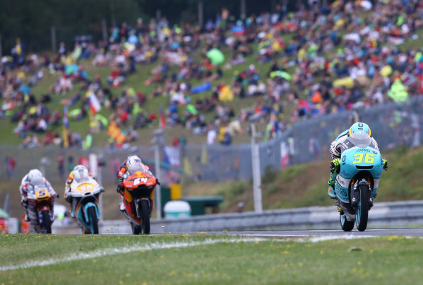 2017 Moto3 Championship  - Round 10 Brno, Czech Republic Sunday 6 August 2017 Joan Mir, Leopard Racing World Copyright: Gold and Goose / LAT Images ref: Digital Image 50306