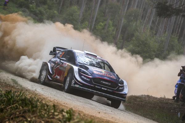Elfyn Evans, M-Sport Ford, Ford Fiesta WRC 2018
