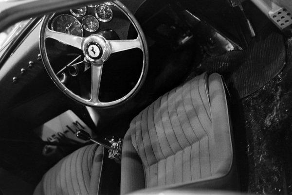 Ferrari 250LM interior