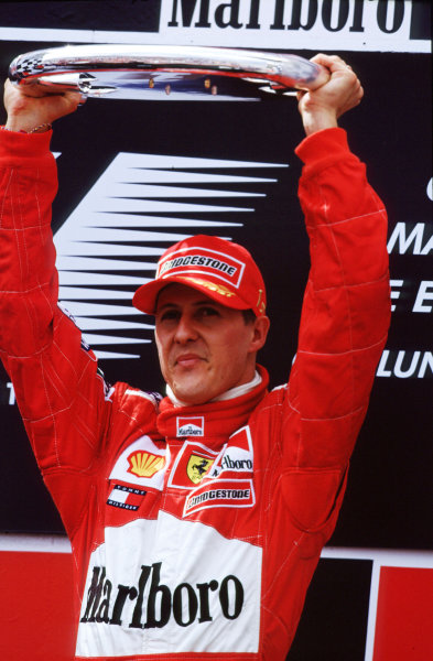 2001 Spanish Grand Prix