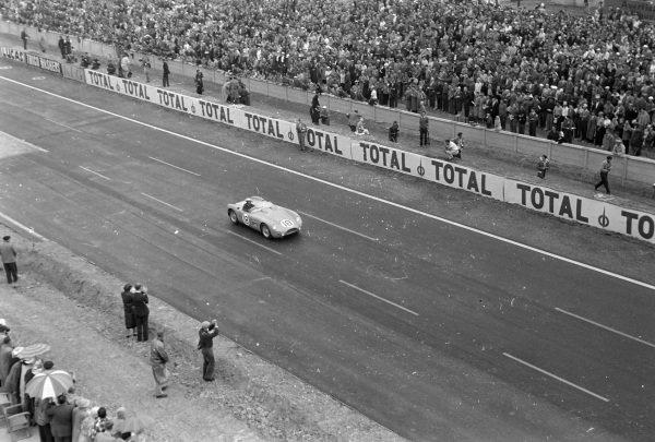 Geoffredo Zehender / Jean Lucas, Automobiles Talbot, Talbot Lago Sport 2500 - Maserati.