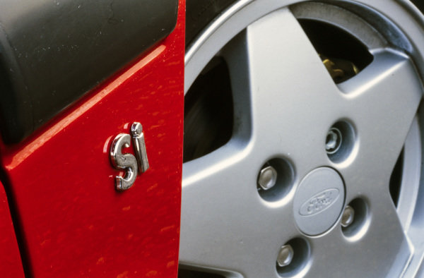 Ford Escort Si.