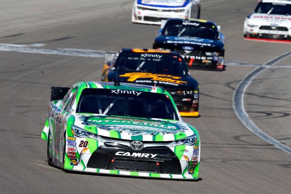 6-7 March, 2015, Las Vegas, Nevada USA Erik Jones, Interstate Batteries Toyota Camry ?2015, Russell LaBounty LAT Photo USA