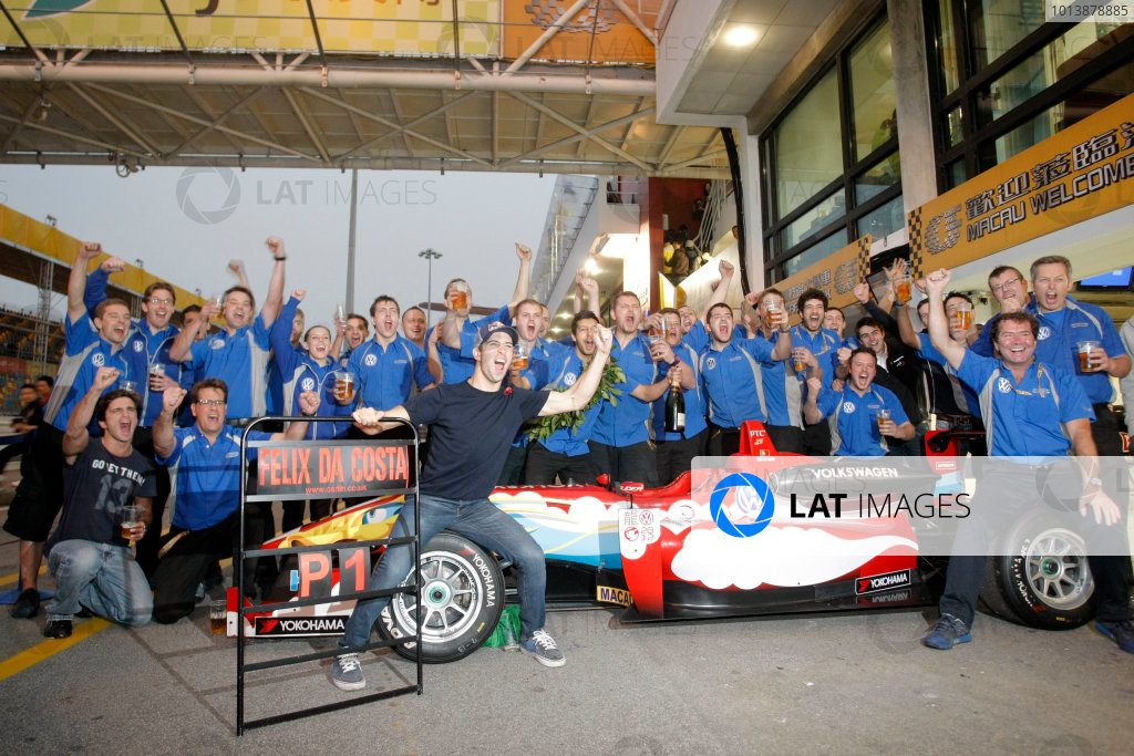 2012 Formula 3 Macau Grand Prix