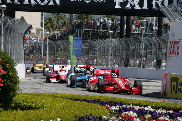 15-17 April, 2011, Long Beach, California, USA
