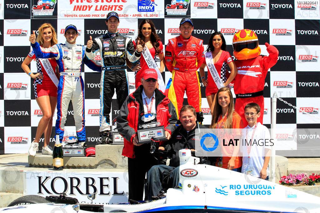 2012 Indy Lights Long Beach