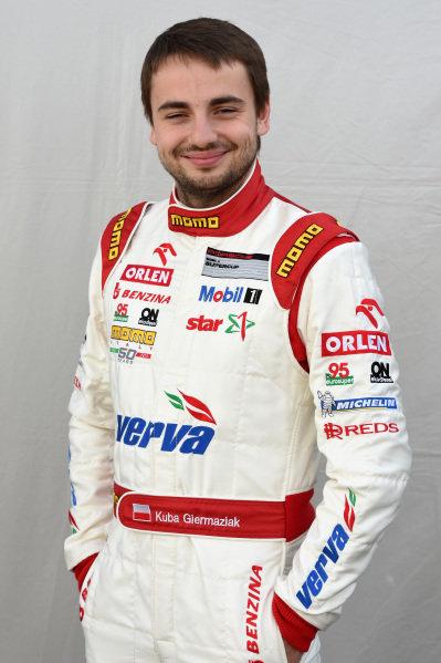 Kuba Giermaziak (POL) Verva Racing Team. Porsche Supercup, Rd1, Barcelona, Spain, 9-11 May 2014.