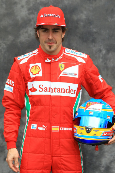 Fernando Alonso (ESP) Ferrari. Formula One World Championship, Australian Grand Prix, Rd1, Preparations, Albert Park, Melbourne, Australia, Thursday 15 March 2012.