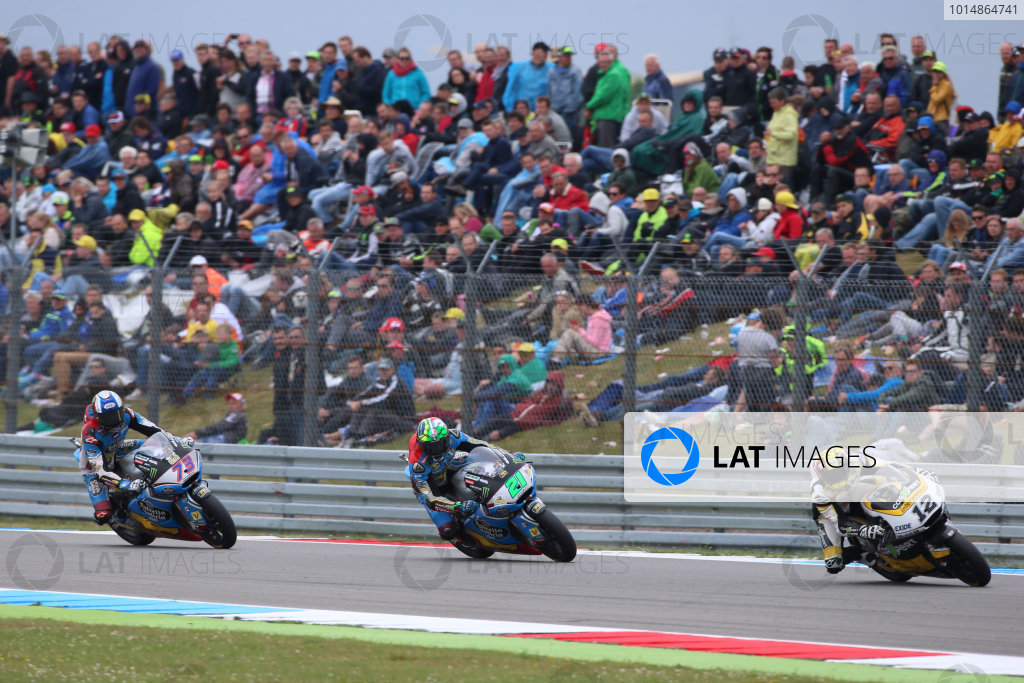 2017 Moto2 Championship - Round 8 Assen, Netherlands Sunday 25 June 2017 Thomas Luthi, CarXpert Interwetten World Copyright: David Goldman/LAT Images ref: Digital Image 680225