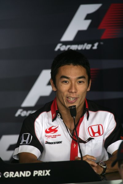 2007 USA Grand Prix - Thursday