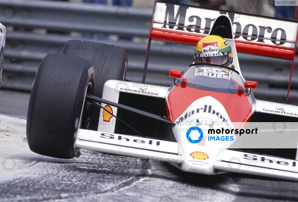 1989 Monaco Grand Prix.