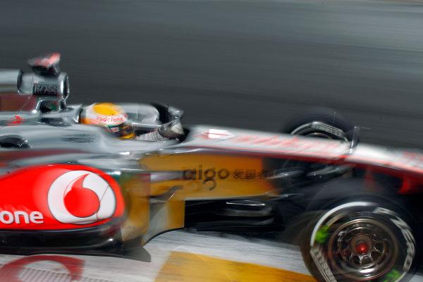 Spa-Francorchamps, Spa, Belgium25th August 2011.Lewis Hamilton, McLaren MP4-26 Mercedes. Action. World Copyright: Steven Tee/LAT Photographicref: Digital Image _A8C4995A