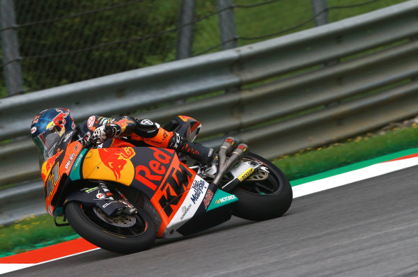 2017 Moto2 Championship - Round 11 Spielberg, Austria Friday 11 August 2017 Brad Binder, Red Bull KTM Ajo World Copyright: Gold and Goose / LAT Images ref: Digital Image 685688
