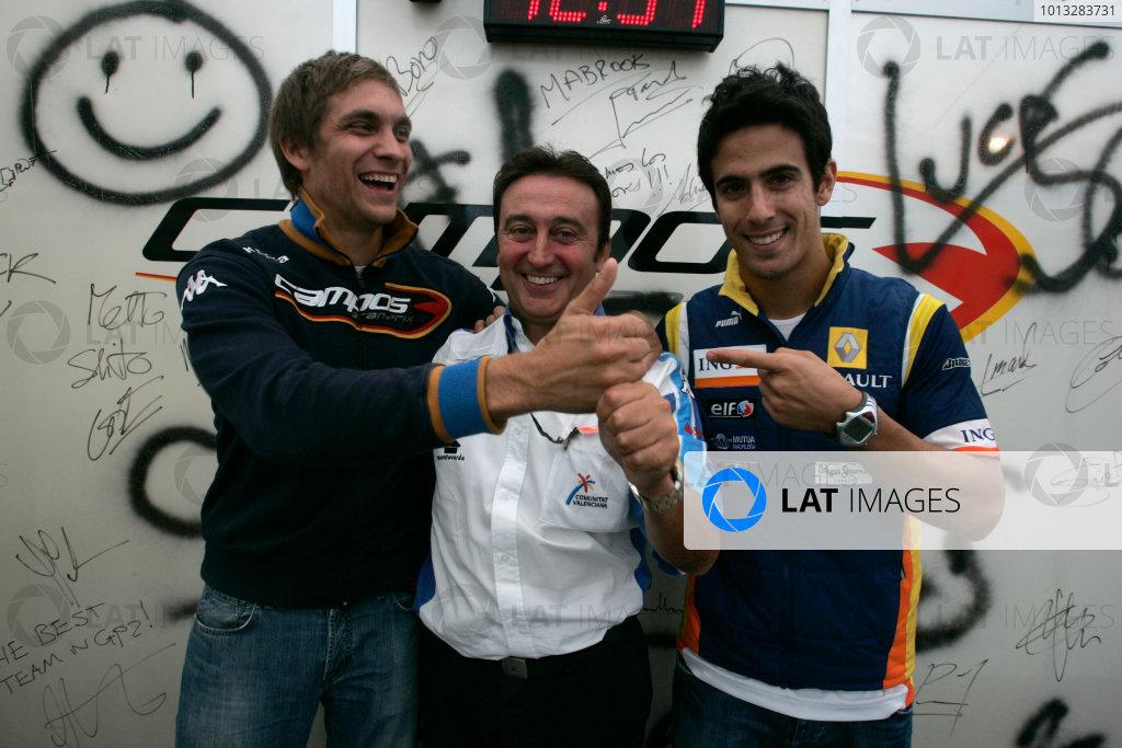 2008 GP2 Series. Round 10.