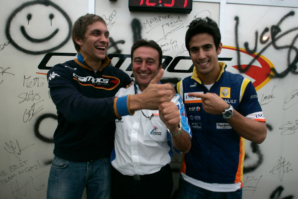 Autodromo di Monza, Monza, Italy 14th September.