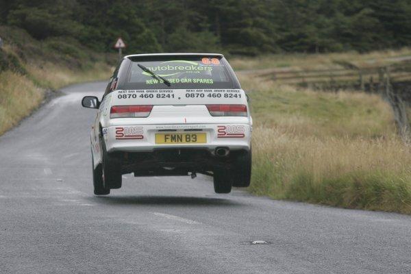 2006 British Rally Championship,Manx Rally, Isle of Man, 3rd-5th August 2006,Dan Boardman, World copyright: Ebrey/LAT Photographic.