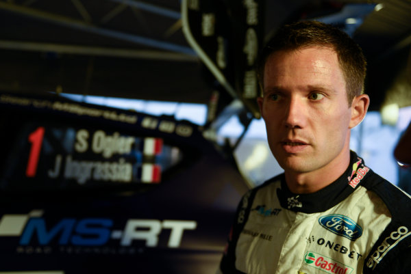 2017 FIA World Rally Championship, Round 05, Rally Argentina, April 27-30, 2017, Sebastien Ogier, Ford, Portrait, Worldwide Copyright: McKlein/LAT