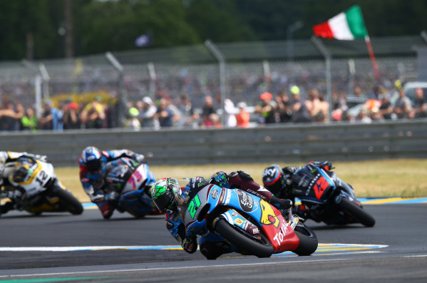 2017 Moto2 Championship - Round 5 Le Mans, France Sunday 21 May 2017 Franco Morbidelli, Marc VDS World Copyright: Gold & Goose Photography/LAT Images ref: Digital Image 671775