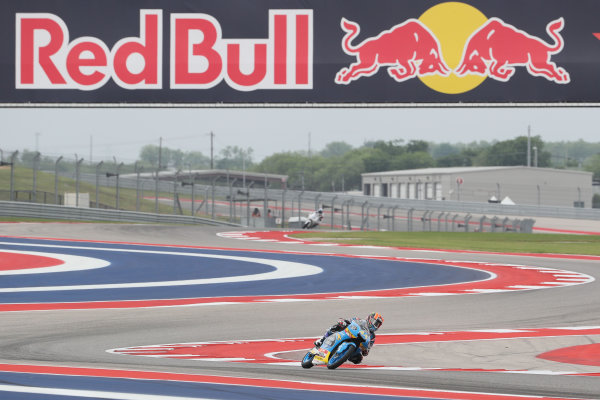 2017 Moto3 Championship - Round 3 Circuit of the Americas, Austin, Texas, USA Friday 21 April 2017  World Copyright: Gold and Goose Photography/LAT Images ref: Digital Image Moto3-500-1815
