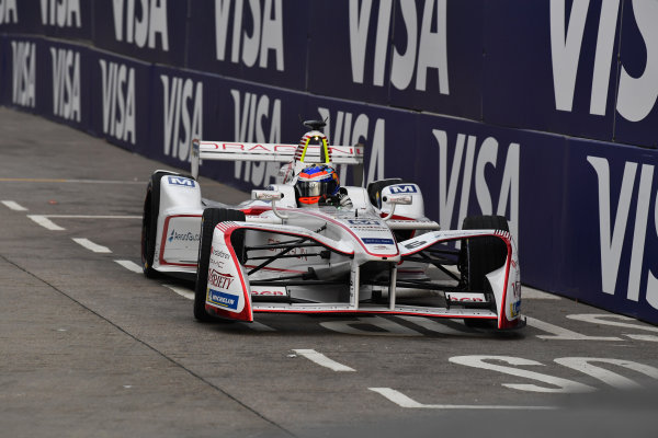 2017/2018 FIA Formula E Championship. Round 1 - Hong Kong, China. Saturday 02 December 2018. Neel Jani (SUI), Dragon, Penske EV-2. Photo: Mark Sutton/LAT/Formula E ref: Digital Image DSC_8411