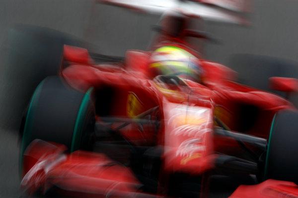 Nurburgring, Germany10th July 2009Felipe Massa, Ferrari F60. Action. World Copyright: Andrew Ferraro/LAT Photographicref: Digital Image _H0Y0423