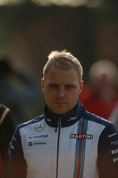 Shanghai International Circuit, Shanghai, China. Friday 10 April 2015. Valtteri Bottas, Williams F1. World Copyright: Glenn Dunbar/LAT Photographic. ref: Digital Image _W2Q2674