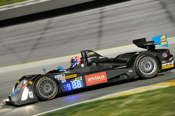 6-7 June, 2014, Kansas City, Kansas USA 88, Chevrolet, ORECA FLM09, PC, Doug Bielefeld ?2014 Scott R LePage  LAT Photo USA