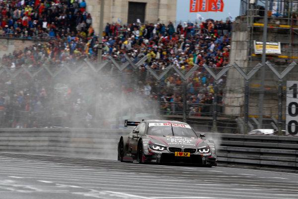 2014 DTM Championship Round 4 - Norisring, Germany 27th - 29th June 2014  Joey Hand (USA) BMW Team RBM BMW M4 DTM World Copyright: XPB Images / LAT Photographic  ref: Digital Image 3190607_HiRes