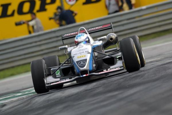 Alexandre Premat (FRA) ASM F3 Dallara Mercedes.F3 Euro Series, Rd13 & Rd14, A1-Ring, Austria, 6 September 2003.DIGITAL IMAGE