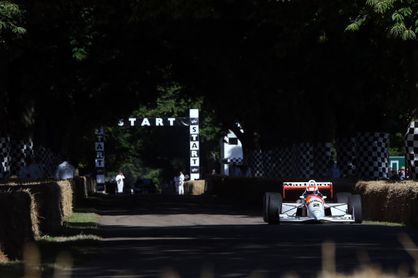 2017 Goodwood Festival of Speed. Goodwood Estate, West Sussex, England. 30th June - 2nd July 2017. Jeremy Smith  World Copyright : JEP/LAT Images