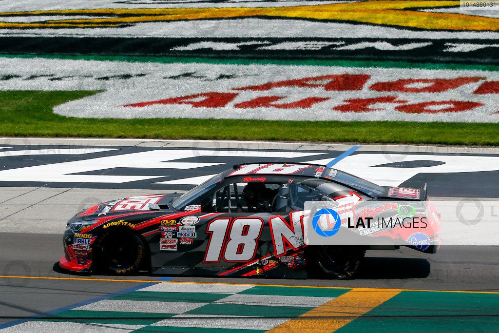 Round 16 - Kentucky Speedway, Sparta