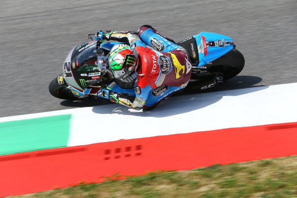 2017 Moto2 Championship - Round 6 Mugello, Italy Friday 2 June 2017 Franco Morbidelli, Marc VDS World Copyright: Gold & Goose Photography/LAT Images ref: Digital Image 673558