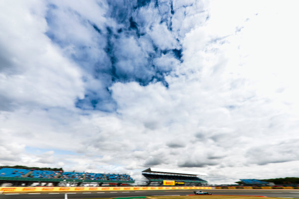 Silverstone, Northamptonshire, UK.  Friday 14 July 2017. Valtteri Bottas, Mercedes F1 W08 EQ Power+. World Copyright: Glenn Dunbar/LAT Images  ref: Digital Image _31I3010