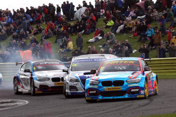 2017 British Touring Car Championship, Croft, North Yorkshire. 10th-11th June 2017, Andrew Jordan (GBR) BMW Pirtek Racing BMW 125i M Sport World copyright. JEP/LAT Images