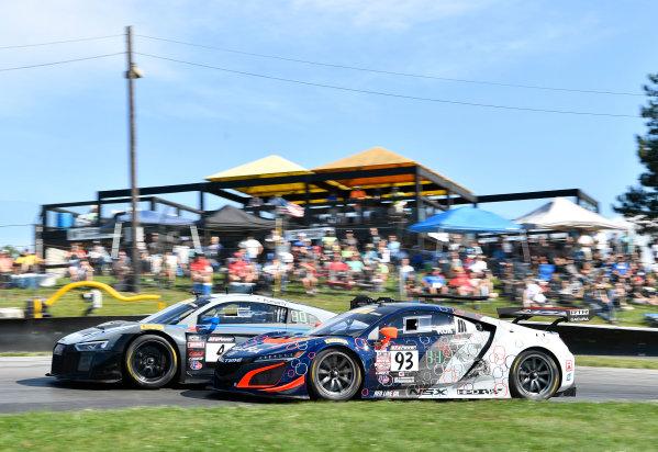 Pirelli World Challenge Grand Prix of Mid-Ohio Mid-Ohio Sports Car Course, Lexington, OH USA Saturday 29 July 2017 Peter Kox World Copyright: Richard Dole/LAT Images ref: Digital Image RD_MIDO_17_152