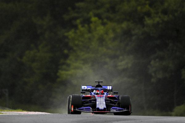 dDaniil Kvyat, Toro Rosso STR14
