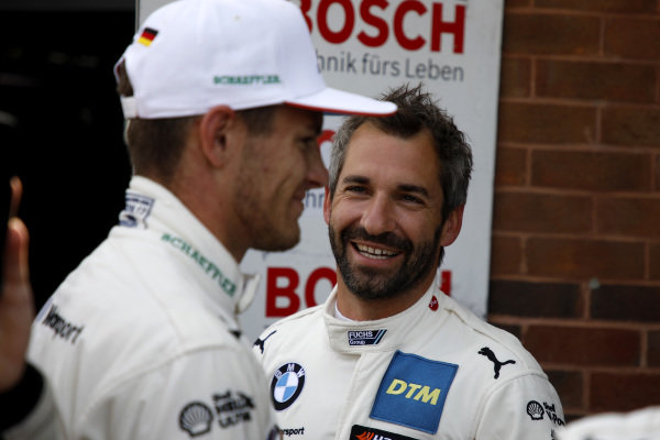 Marco Wittmann, BMW Team RMG, Timo Glock, BMW Team RMG.