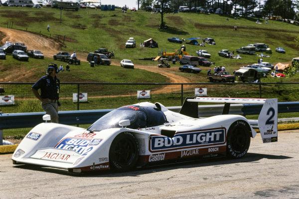 Davy Jones, Jaguar XJR-14.