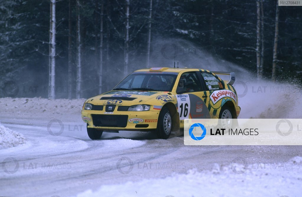 2000 World Rally Championship.